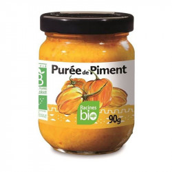 PUREE DE PIMENT JAUNE 90G BIO