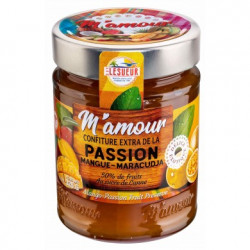 CONFITURE PASSION M'AMOUR 325G