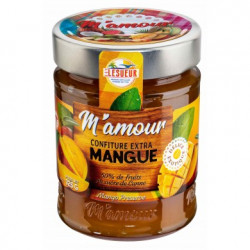 CONFITURE MANGUE M'AMOUR 325G