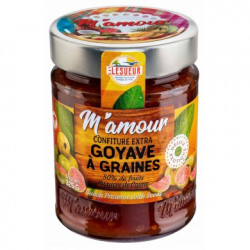 CONFITURE GOYAVE A GRAINE...