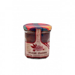 CONFITURE ANANAS PASSION 210G