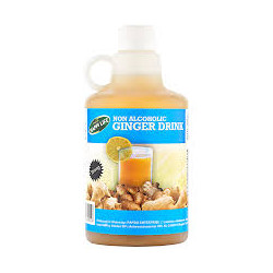 GINGER DRINK 1L, 50CL